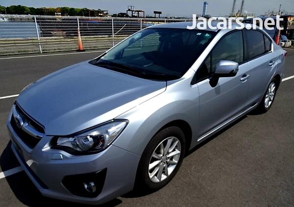 Subaru G4 2,0L 2012-3