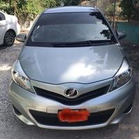 Toyota Vitz 1,3L 2013