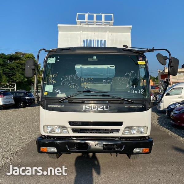 2007 Isuzu FORWARDTipper Truck-1