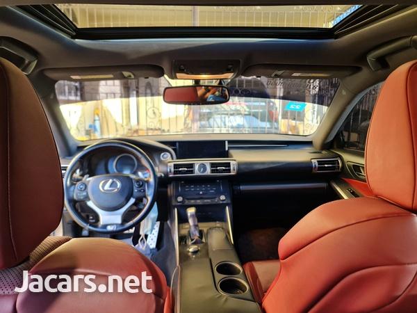 Lexus IS 3,5L 2016-2