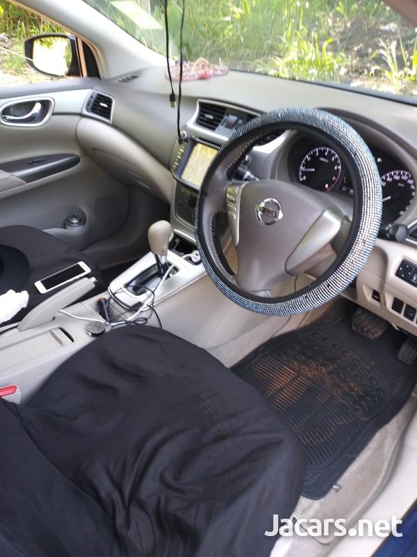 Nissan Sylphy 1,6L 2015-11