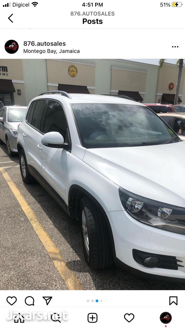 Volkswagen Tiguan 2,0L 2016-3