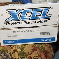 Excel oil 12 in the box