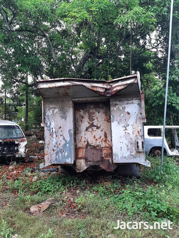 1999 Dump Bed Truck Body-3