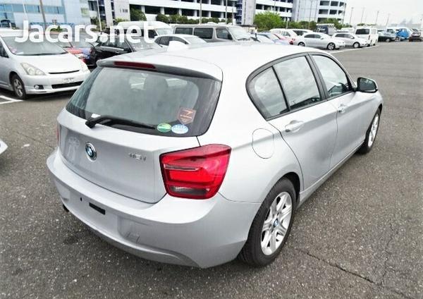 BMW 1-Series 1,6L 2012-2