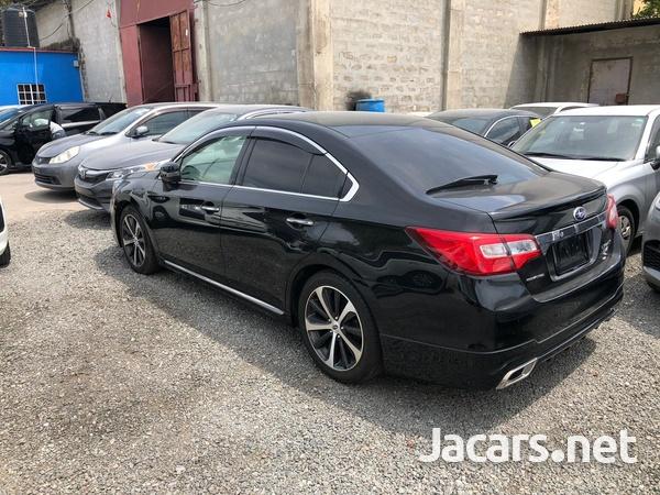 Subaru Legacy 2,5L 2016-3