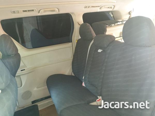 Toyota Vellfire 2,0L 2012-11