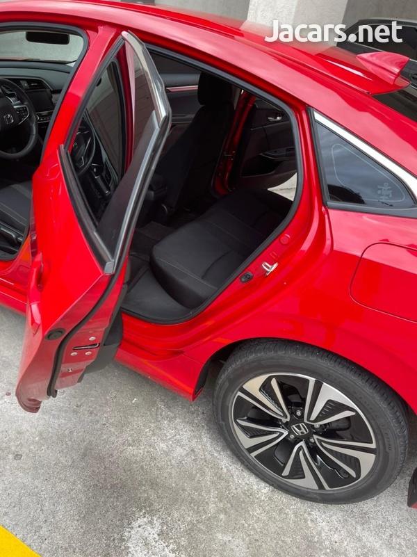 Honda Civic 2,0L 2018-5