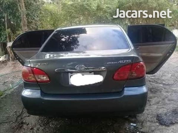 Toyota Corolla Altis 1,8L 2005-7