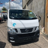 Nissan Caravan 2015