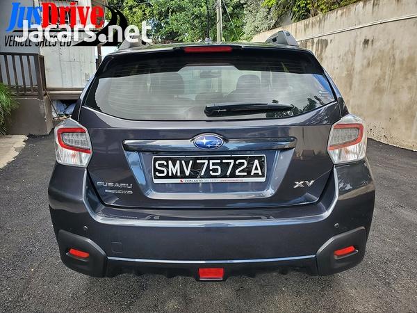 Subaru XV 1,6L 2016-5
