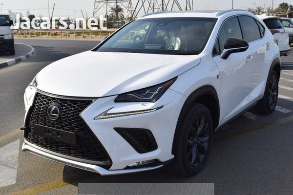 Lexus NX 2,0L 2018-1