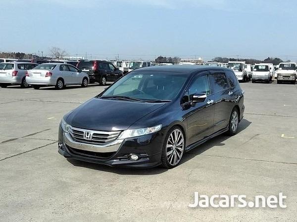 Honda Odyssey 2,5L 2012-4