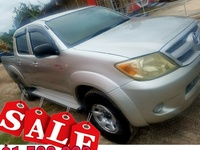 Toyota Hilux 3,0L 2008