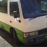 2001 Toyota Coaster Bus