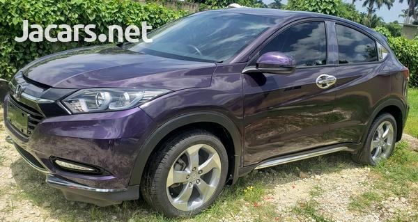 Honda HR-V 1,8L 2015-6