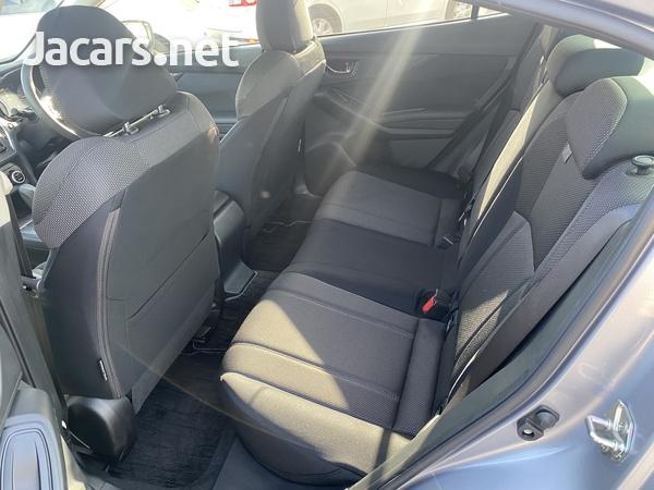 Subaru G4 2,0L 2017-9