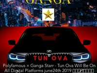 Ganga Starr - Tun Ova - Whitehall Entertainment Music
