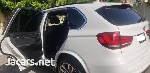 BMW X5 3,0L 2016-2