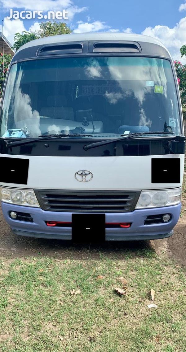2007 Toyota Coaster Bus-3
