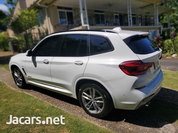 BMW X3 2,0L 2018-4