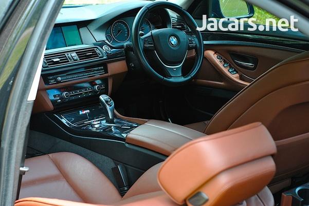 BMW 5-Series 2,0L 2012-15