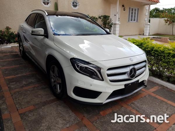 Mercedes-Benz GLA-Class 2,0L 2014-1