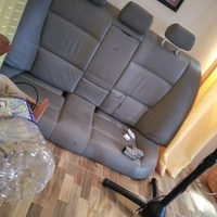 used e90 seats and head lights