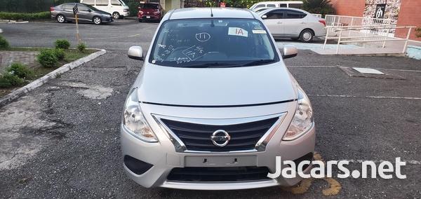 Nissan Latio 1,2L 2017-14