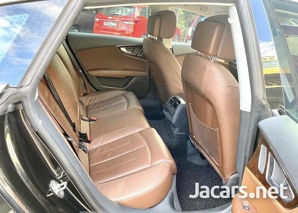 Audi A7 2,8L 2013-12