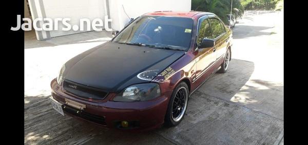 Honda Civic 1,5L 2002-10