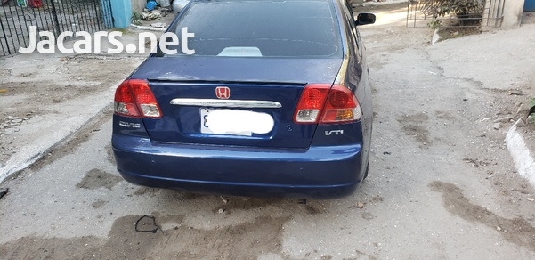 Honda Civic 1,7L 2003-1