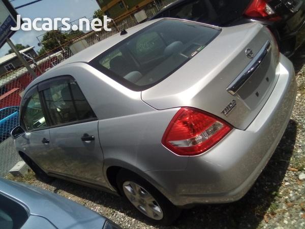 Nissan Tiida 1,3L 2013-6