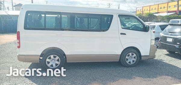 2013 Toyota Hiace GL Bus-1