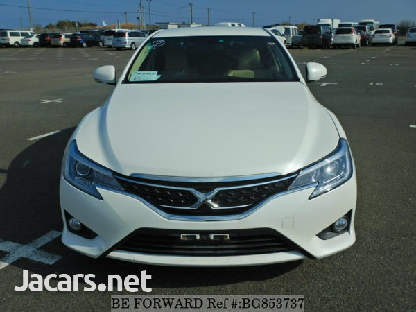 Toyota Mark X 2,4L 2015-1