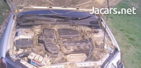 Honda Civic 1,5L 2002-11