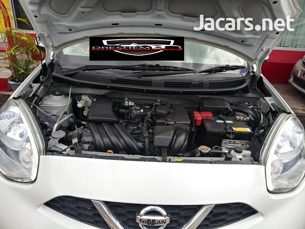Nissan March 1,2L 2017-7