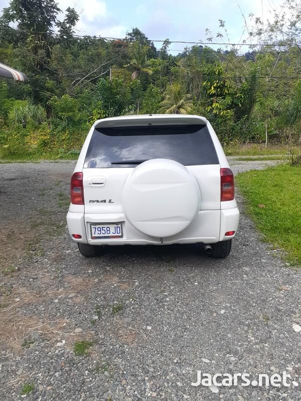 Toyota RAV4 2,2L 2000-1