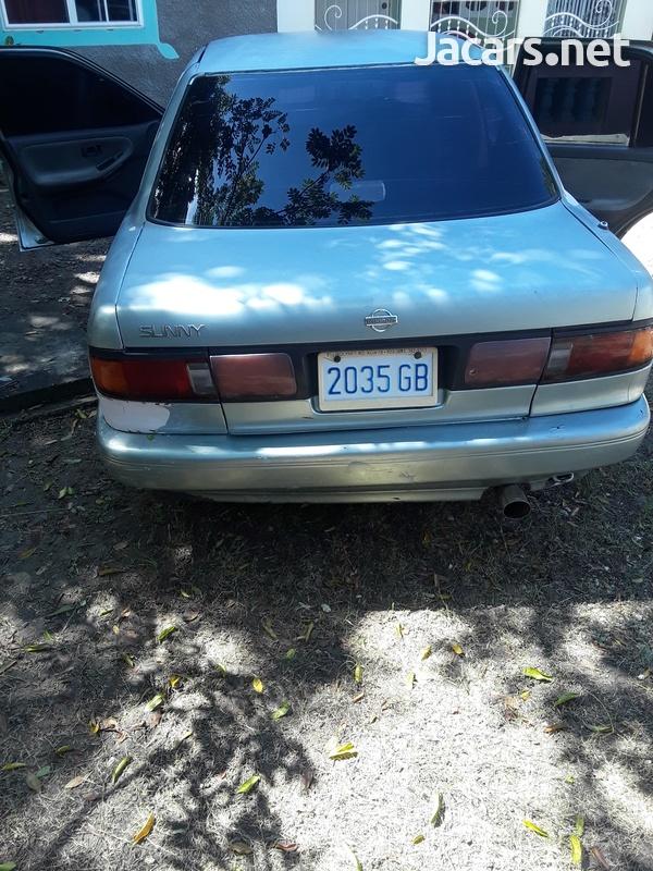 Nissan Sunny 1,3L 1993-5