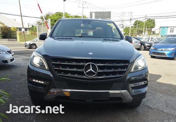 Mercedes-Benz M-Class 3,0L 2015-2