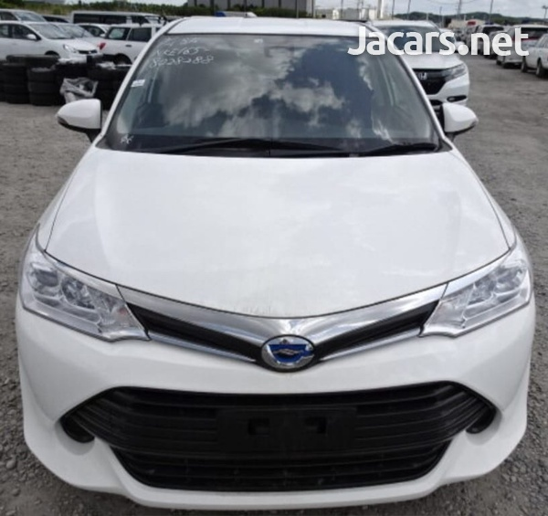 Toyota Fielder 1,5L 2016-1