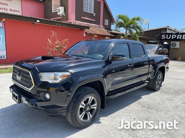 Toyota Tacoma 3,5L 2018-7