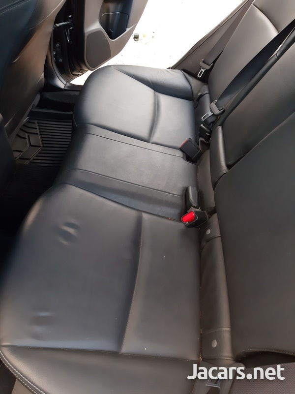 Subaru Impreza 2,0L 2014-10