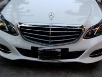 Mercedes-Benz E-Class 2,9L 2014