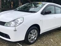Nissan Wingroad 1,5L 2015