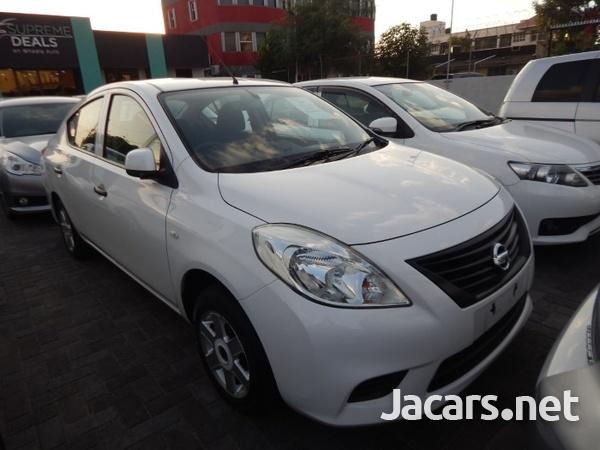 Nissan Tiida 1,5L 2013-1