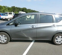 Nissan Note 1,2L 2018