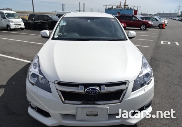 Subaru Legacy 2,5L 2012-5