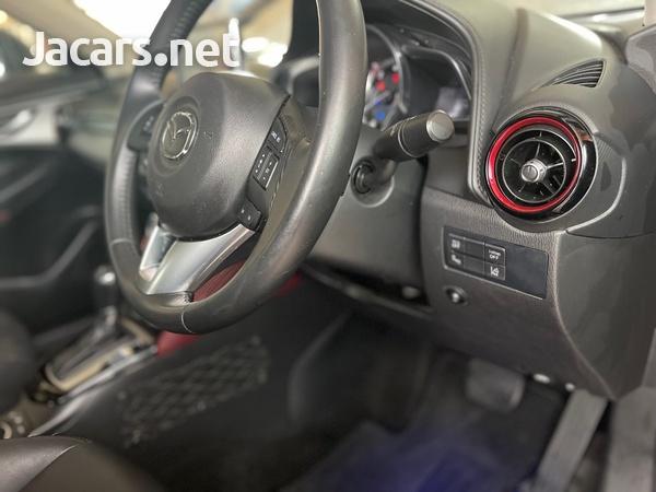 Mazda CX-3 1,5L 2015-13