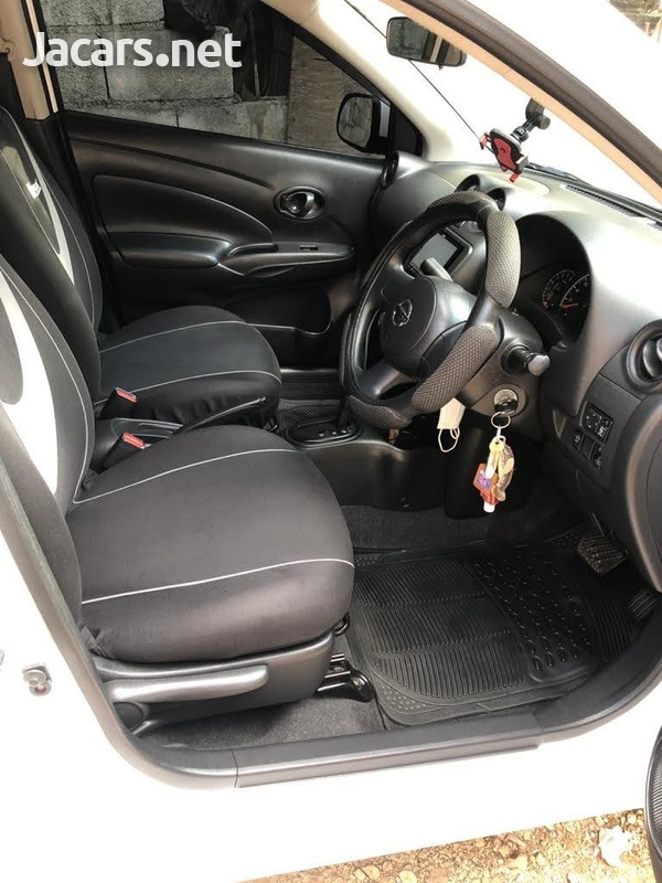 Nissan Latio 1,1L 2015-5